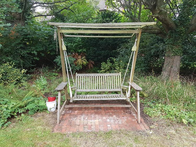 Aird Garden Clearance - AFTER