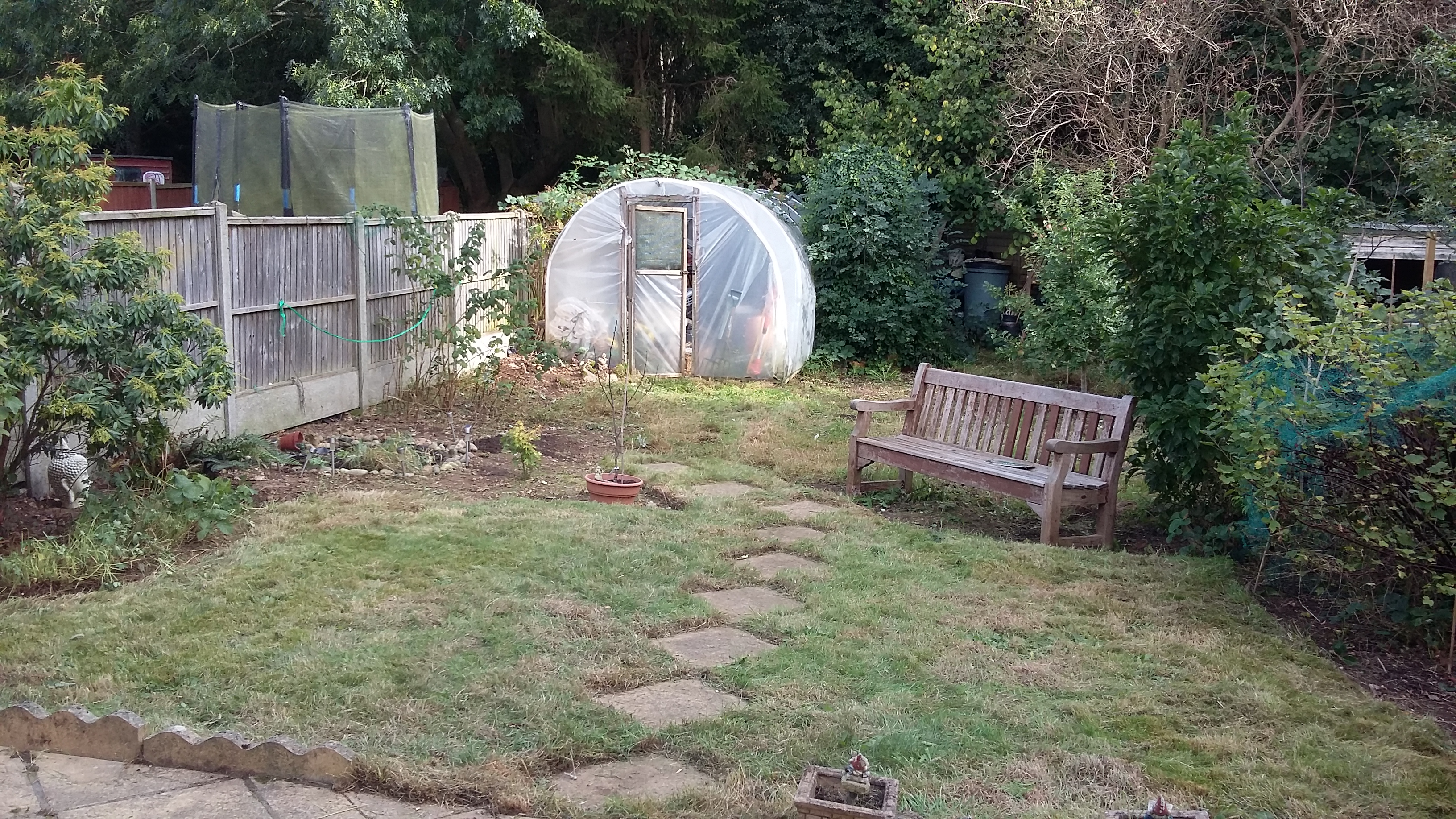 Garden Clearance and Mowing - AFTER
